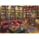 Ravensburger The Reading Room Jigsaw Puzzle (1000 Pieces)