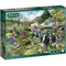 Falcon Another Day on The Farm Jigsaw Puzzle (1000 Pieces)