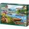 Falcon The Boating Lake Jigsaw Puzzle (1000 Pieces)