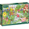 Falcon Flower Show: The Water Garden Jigsaw Puzzle (1000 Pieces)
