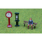 PD Marsh Painted Platform Detail Set (OO Gauge)