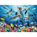 Ravensburger Dolphins Jigsaw Puzzle (500 Pieces)