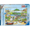 Ravensburger Escape to Cornwall Jigsaw Puzzle (500 Pieces)