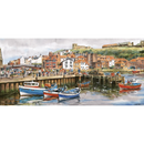 Gibsons Whitby Harbour Jigsaw Puzzle (636 Pieces)