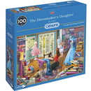 Gibsons Dressmaker's Daughter Jigsaw Puzzle (1000 Pieces)