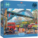 Gibsons Newcastle Jigsaw Puzzle (1000 Pieces)