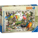 Ravensburger Our Feathered Friends Jigsaw Puzzle (1000 Pieces)