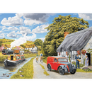 Falcon Parcel for Canal Cottage Jigsaw Puzzle (1000 Pieces)
