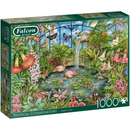 Falcon Tropical Conservatory Jigsaw Puzzle (1000 Pieces)