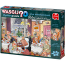 Wasgij Retro Mystery 4 Live Entertainment Jigsaw Puzzle (1000 Pieces)