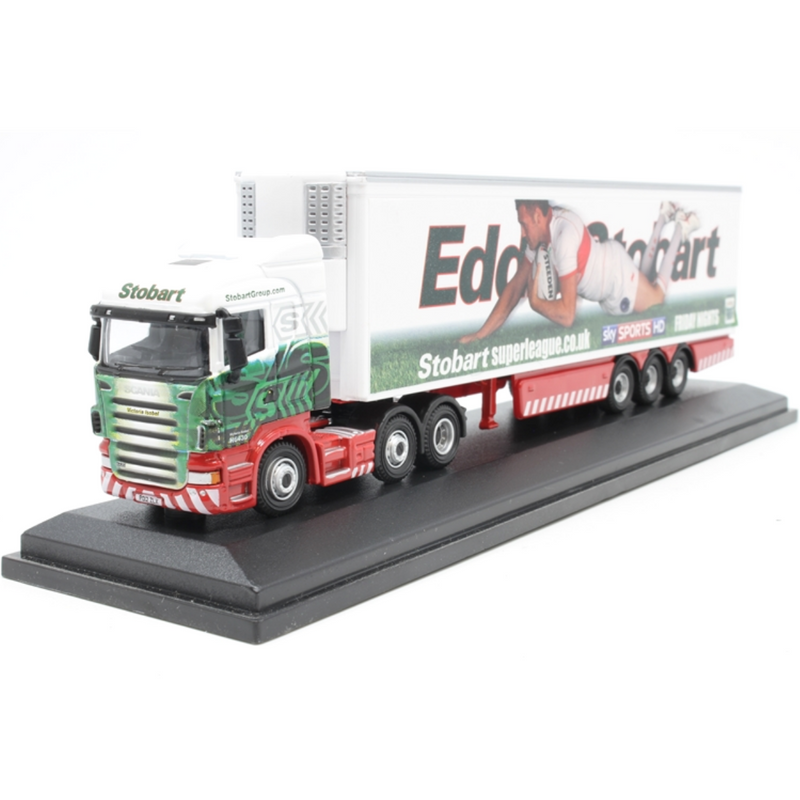 Oxford Diecast 76SHL10FR Stobart Super League Hull Kingston Rovers
