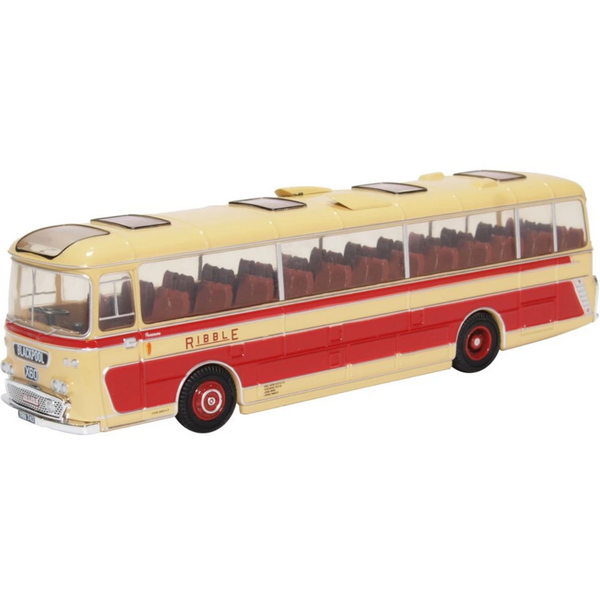 Oxford Diecast 76PAN007 Plaxton Panorama Ribble