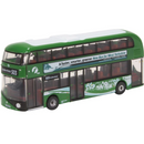 Oxford Diecast NNR007 New Routemaster First West Yorkshire