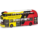Corgi OM46627A Wrightbus New Routemaster, GoAhead London, LTZ 1394, Route 15 Blackwall - Royal Fusiliers