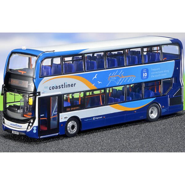 Northcord UK6520 ADL Enviro 400 MMC Stagecoach South - 700 Coastliner