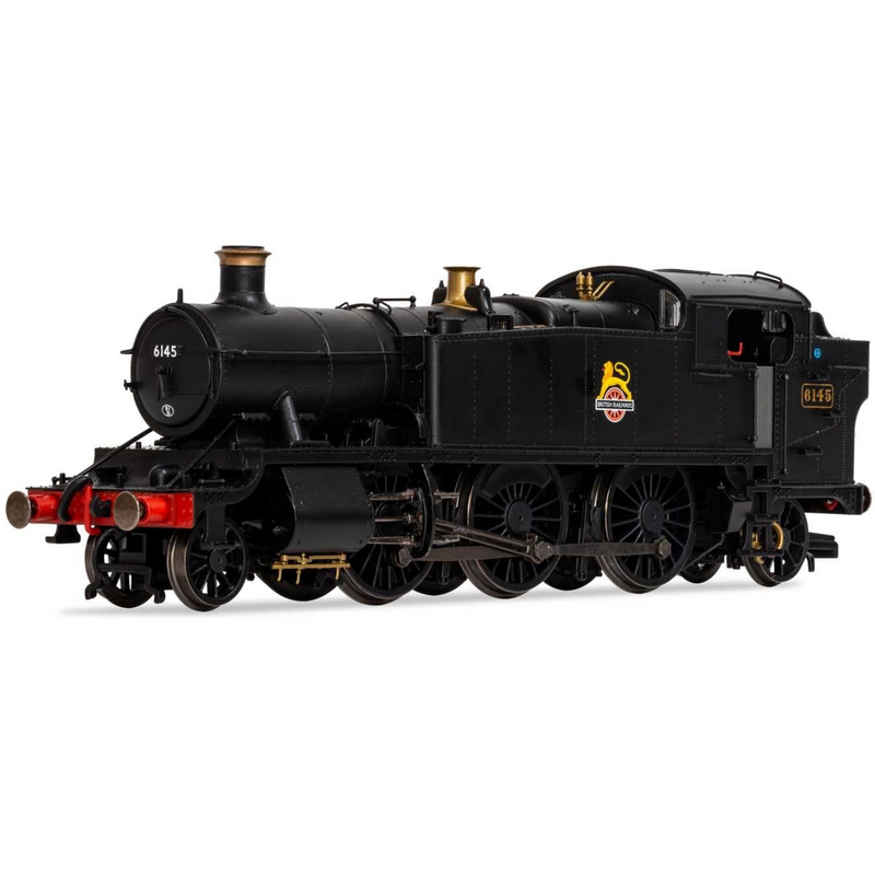 Hornby R3723X BR, Class 61xx 'Large Prairie', 2-6-2T, 6145 (DCC Fitted)
