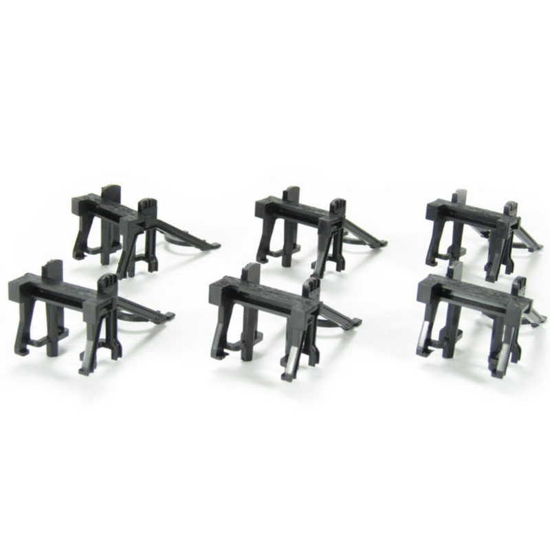 Hornby R083 Pack of 6 Buffer Stops