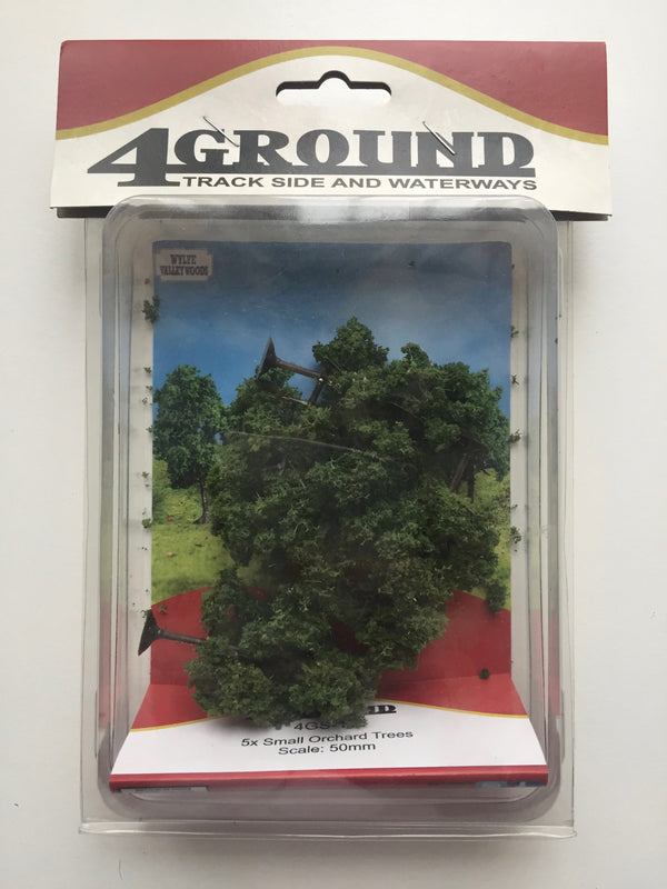 4Ground 5x Small Orchard Trees