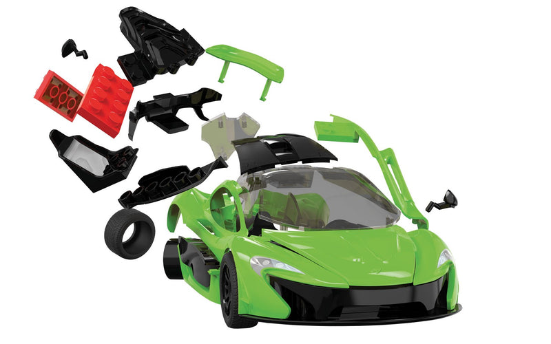 Airfix Quickbuild McLaren P1™ Green