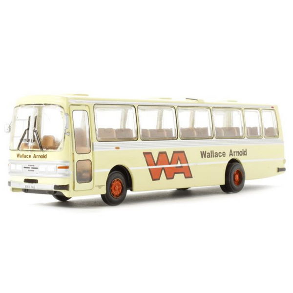 B-T Models Leyland Duple Dominant II (Cream) - Wallace Arnold