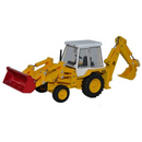 Oxford Diecast 76JCX001 JCB 3CX - 1980s