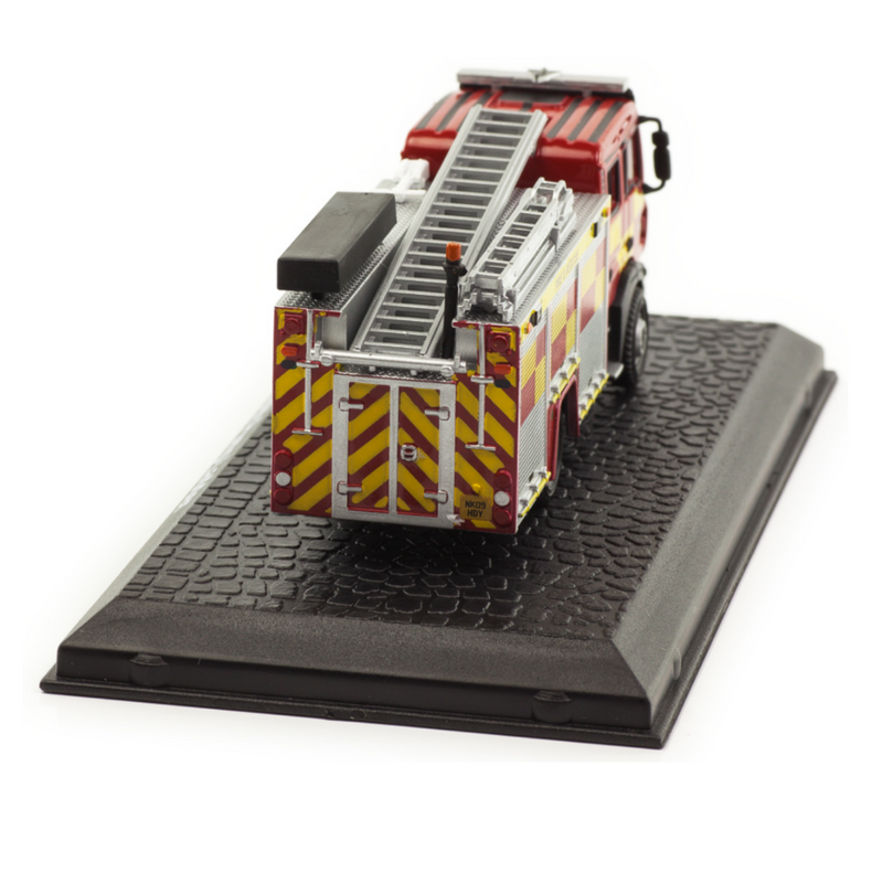 Atlas Editions Man Pump Ladder