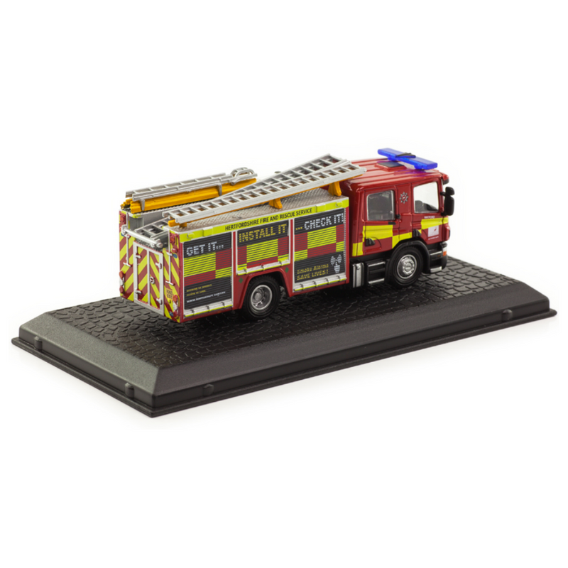 Atlas Editions Scania CP28 Pump Ladder