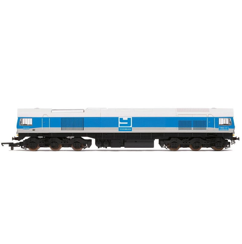 Hornby RailRoad Yeoman Aggregates, Class 59, Co-Co, 59004