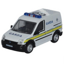 Oxford Diecast Ford Transit Connect Garda