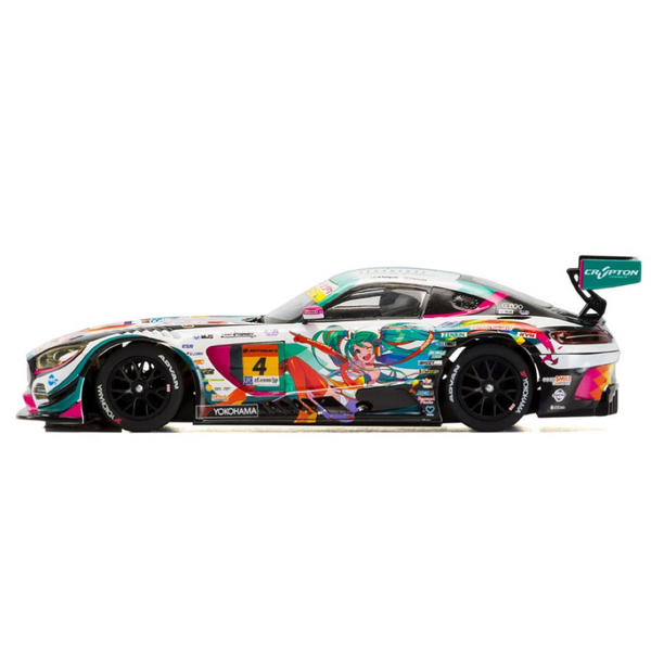 Scalextric Mercedes AMG GT3 (Anime)
