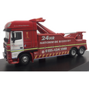 Oxford Diecast Hough Green Recovery DAF