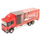 Oxford Diecast 76S94004CC Scania 94D 6 Wheel Curtainside Coca Cola