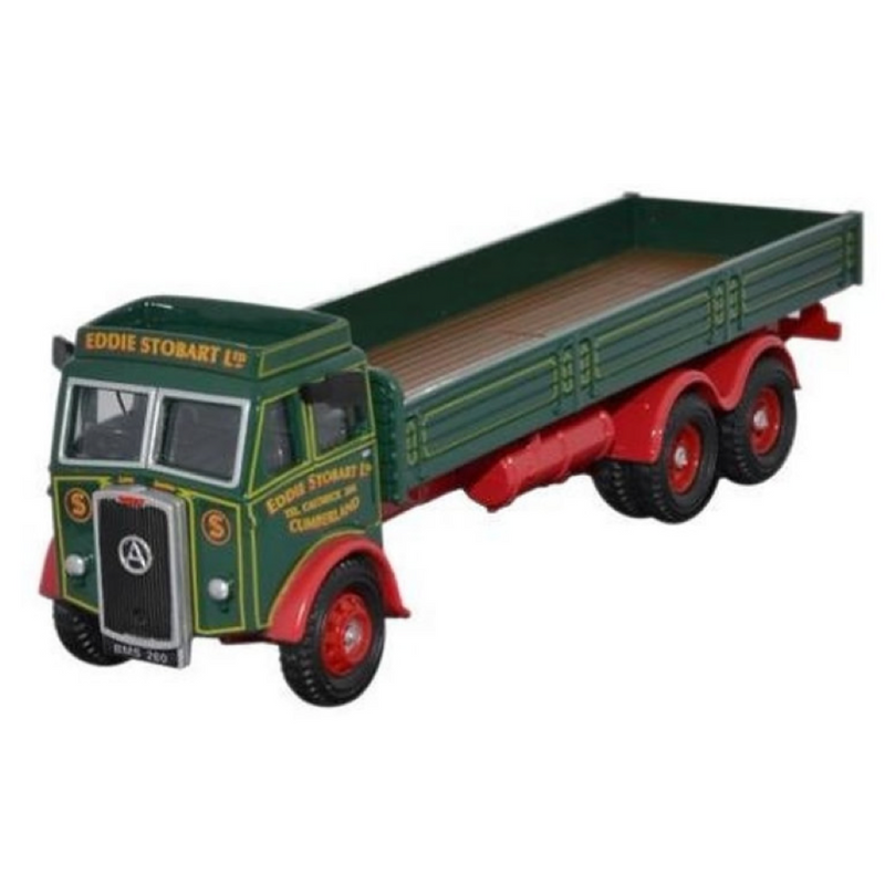Atlas Editions Atkinson 6 Wheel Dropside - Eddie Stobart