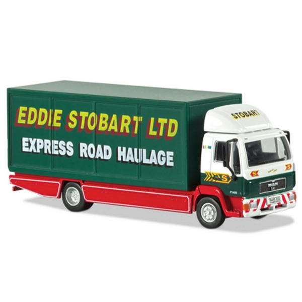 Atlas Editions MAN L2000 Box Lorry - Eddie Stobart