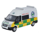 Oxford Diecast Ford Transit Lomond Mountain Rescue