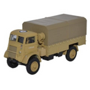 Oxford Diecast Bedford QLD RASC, 30 Corps, 8th Army 1942/3