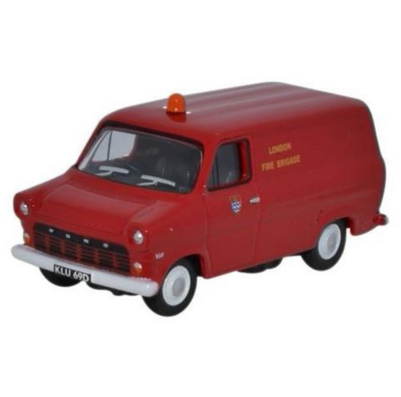 Oxford Diecast Ford Transit MK1 London Fire Brigade