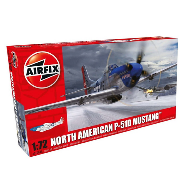 Airfix North American P-51D Mustang™