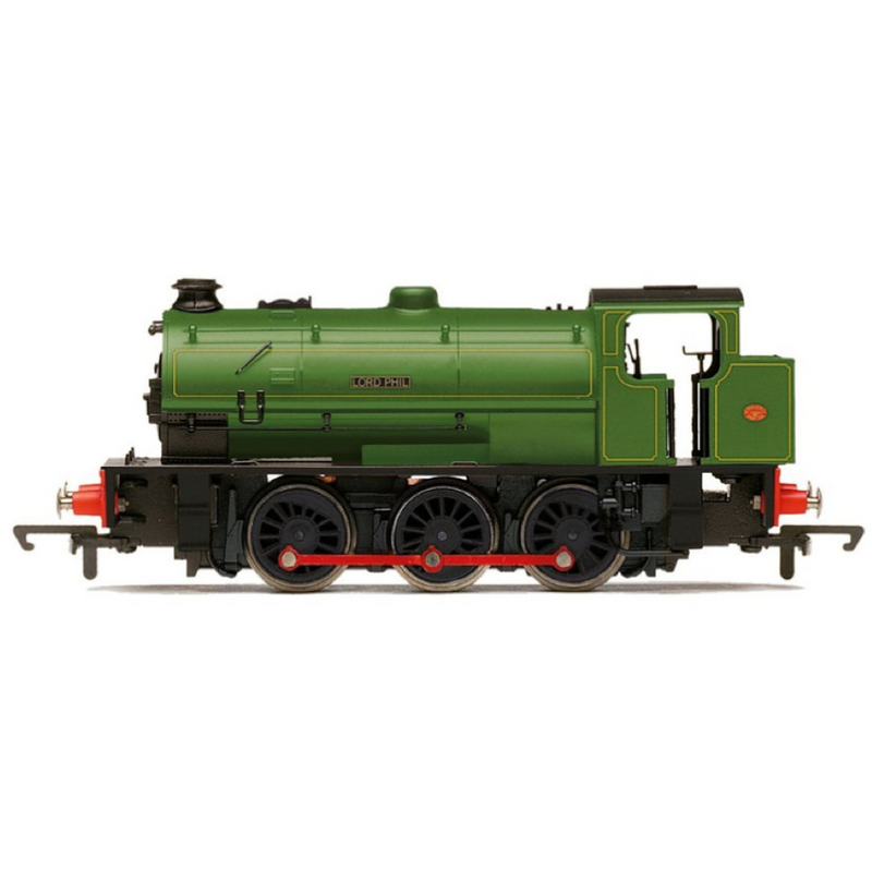 Hornby Preservation, Hunslett Austerity Class, 0-6-0ST, Lord Phil