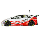 Scalextric BTCC Honda Civic Type R - Matt Neal, Donington Park 2015