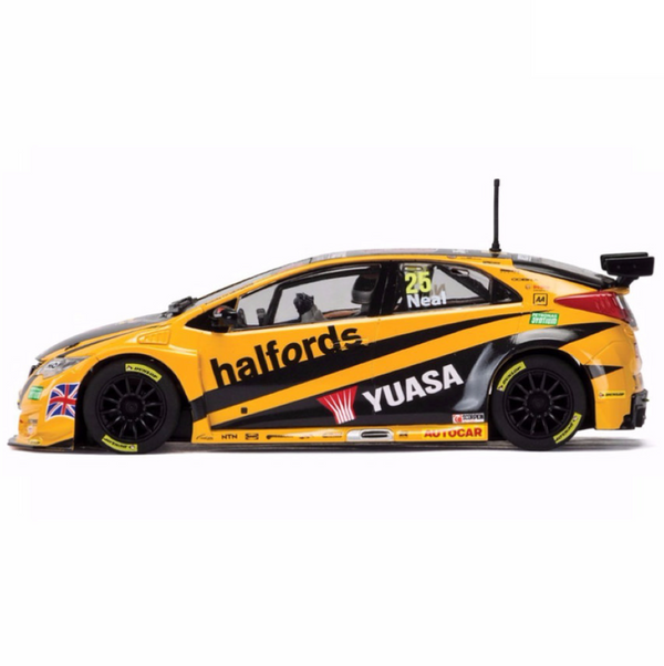 Scalextric BTCC Honda Civic Type R, Matt Neal