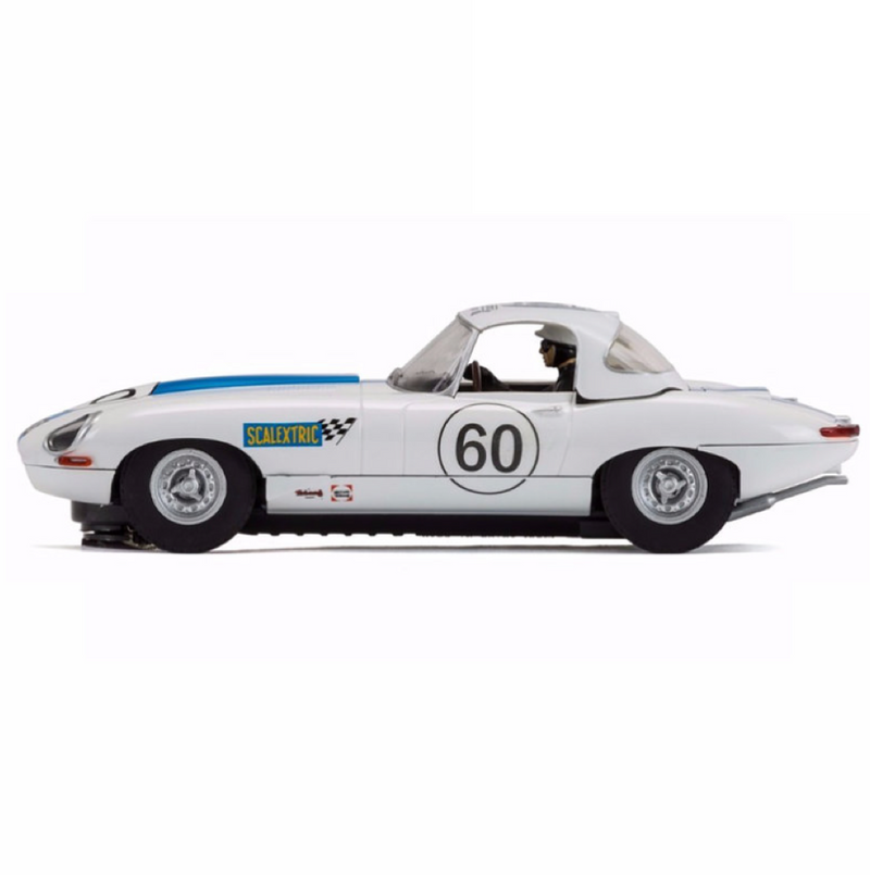 Scalextric 60th Anniversary Collection 1960s, Jaguar E-Type Limited Edition
