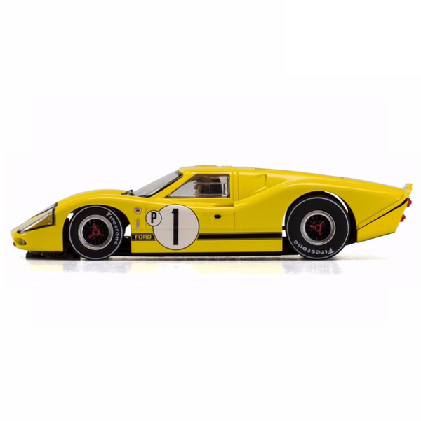 Scalextric Ford MKIV 1967 Sebring 12 Hours Winner