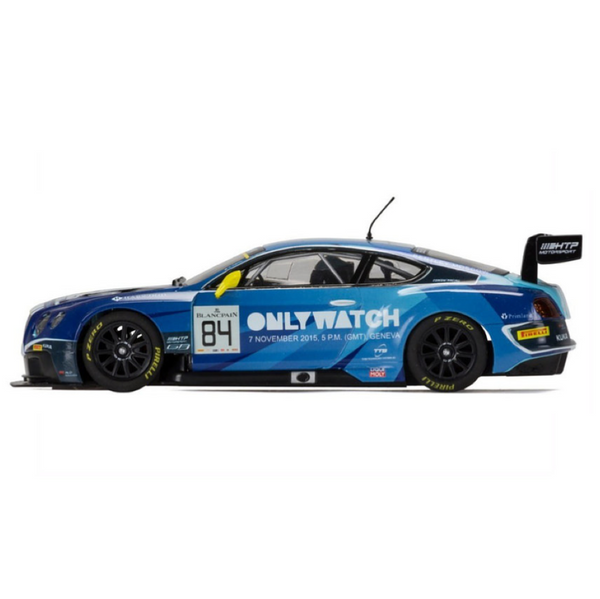 Scalextric Bentley Continental GT3, Team HTP Blue
