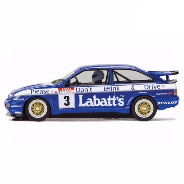 Scalextric Ford Sierra RS500, Tim Harvey