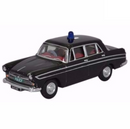 Oxford Diecast Austin Cambridge Farina Hertfordshire Police Black