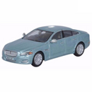 Oxford Diecast Jaguar XJ Crystal Blue