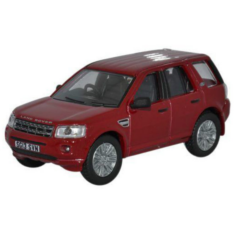 Oxford Diecast Land Rover Freelander