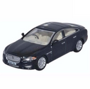 Oxford Diecast Jaguar XJ Ultimate Black