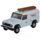 Oxford Diecast Land Rover Defender LWB Hard Top - Network Rail